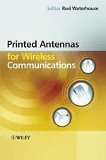 Printed Antennas for Wireless Communications    LikeNew  Book  0 Hardcover