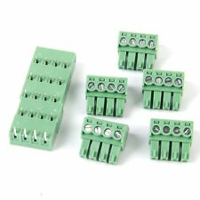 5 pieces 4-pin connector with screw terminals PCB mounting DT L9S4 I1B0