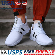 Men's Fashion Tennis Sports Running Shoes Breathable Cross Training Sneakers