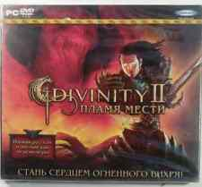 Divinity II: Flames of Vengeance/PC/Windows/2010/Russian License (Sealed)