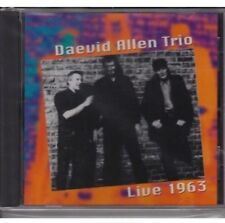 CD de musique trio pour pop sans compilation