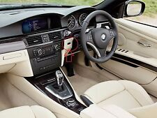 NUOVO OEM BMW E90 E91 E92 E93 slot di chiave di accensione COPERCHIO Trim Crema Beige RHD 6957054