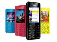 Dual SIM Nokia 206 2060 MP3  Camera Original Unlocked GSM850 900  mobile phone