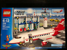 Lego City 3182 Airport New Sealed Retired Hard To Find