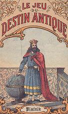 Le Jeu Destin Antique #1944 FORTUNE TELLING CARDS - 2 LANGUAGES, Piatnik #122