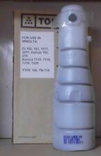 TONER per Minolta di 152 183 1611 2011 sostituisce Type 106 tn-114 1 pezzi compatibile