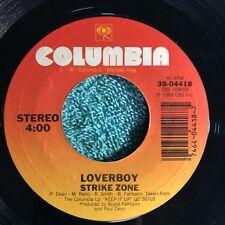 Loverboy 45rpm Vintage Vinyl Record 1983