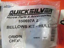 MERCURY 850697A 2 QUICKSILVER BELLOWS KIT-HULL 850697A2