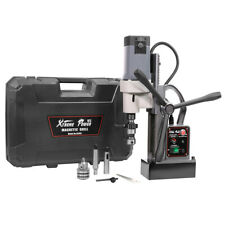 1500w Industrial Magnetic Drill Press Machine Portable Drill Press With Carry Case