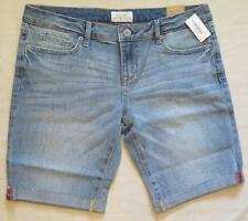 NEW w/ Tags $45 ~ AEROPOSTALE ~ Women's Casual Denim Blue Jean Shorts 11/12