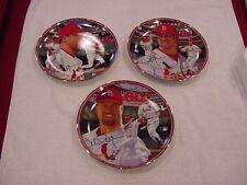 BEAUTIFUL Mark McGwire Home Run Hero 12-Plate Set, St. Louis Cardinals, MINT!