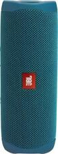 JBL Flip 5 Eco Edition Tragbarer Bluetooth Lautsprecher - Ocean Blue