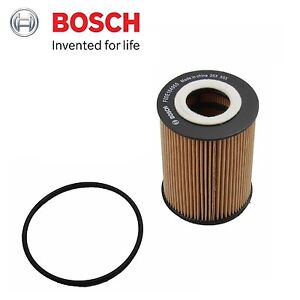 Engine Oil Filter Bosch F00E164955 for BMW M5 M6 Porsche 911 Cayenne Panamera