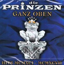 Die Prinzen - Ganz Oben - Hits - MCMXCI - MCMXCVII CD NEU Beste Gabi Und Klaus