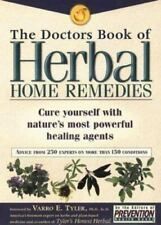 The Doctor's Book of Herbal Home Remedies [Prevention Health Books] by Preventio