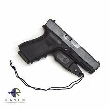 NEW RAVEN CONCEALMENT GLOCK 9 40 357 VANGUARD 2 VG2 LANYARD KIT TRIGGER HOLSTER