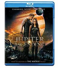 Jupiter Ascending (Blu-ray/DVD, 2015, 2-Disc Set, Includes Digital Copy) - NEW!!