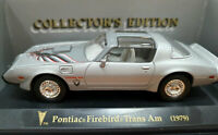 Pontiac Firebird Trans Am 1979 escala 1/43 Die Cast Metal