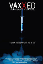 Vaxxed: From Cover-Up To Catastrophe on Dvd + 4 Free bonus Dvds! Ships free!