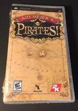 Sid Meier's Pirates (PSP) NEW