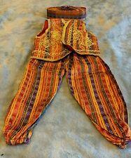 Turkish Islamic Dilek Isleme Child's 3 pc Costume Outfit Size 2