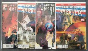 Captain America 7 8 9 10 11 12 Complete Comic Lot Run Set Coates Collection