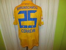 """Eintracht Braunschweig Nike Matchworn Trikot 2015/16 """"SEAT"""" + Nr.25 Correia Gr.M"""