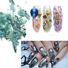 DIY Nail Art Glitter Powder Dust For UV GEL Acrylic Powder Decoration TipsBlue