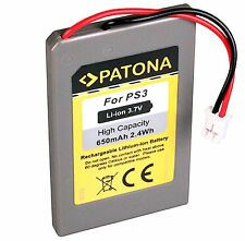 1x Battery Akku f. Sony PS3 Playstation 3 Sixaxis DualShock 3 Controller LIP1472