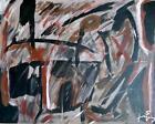 "ANTONI TAPIES Abstract Oil on Canvas 24""x30"""