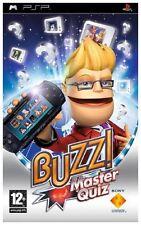 BUZZ MASTER QUIZ               -----   pour PSP