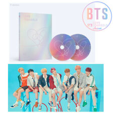 BTS LOVE YOURSELF Answer Album [F Ver.] BANGTAN BOYS 2CD+Poster+Photocard+Gift