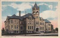 Postcard High School Corry PA