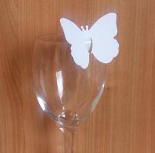 100 Butterfly Wedding & Celebration Place Cards/Table Decorations Embellishments