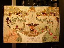 Cartolina 172 - W l'Italia        Riproduzione da originale      8,9 x 13,8
