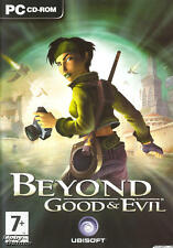 Beyond Good & Evil (PC CD) Game New & Factory Sealed, FREE US FIRST CLASS SHIP