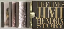 JIMI HENDRIX Lifelines 4 CD Box Rare