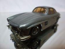 WM PLUMBIES 6 METAL KIT (built)  MERCEDES 300 SL 1954 GULLWING - 1:43 - GOOD
