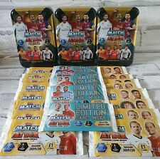 More details for match attax 2019/2020 pack bundle limited edition 22 packs plus 3 free tins!