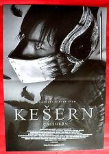 CASSHERN 2004 JAPANESE SCI-FI ISEYA ASO TERAO KIRIYA UNIQUE SERBIAN MOVIE POSTER