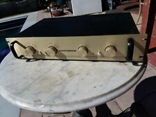 Vintage Conrad Johnson Pv11 all tube preamplifier preamp with great phono stage!