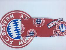 FC Bayern München Stirnband Band Fussball Bundesliga Logo