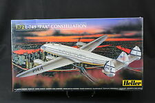 YR011d HELLER 1/72 maquette avion 80381 L-749 PAA Constellation