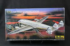YR011d HELLER 1/72 maquette avion 80381 L-749 PAA Constellation