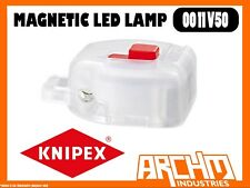 KNIPEX 0011V50 - MAGNETIC LED LAMP - ILLUMINATING COMPACT ATTACHMENT TO TOOLS