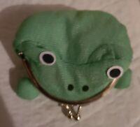 Naruto Uzumaki Cosplay Coin Purse Frog Shape Wallet Soft Plush Gift