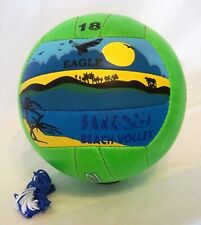 EAGLE REGULATION 18 PANEL VOLLEYBALL: great for indoor/outdoor/sand/beach! NEW!