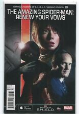 Amazing Spider-Man Renew Your Vows # 1 Dell Otto Agents Of Shield Variant Cbx17
