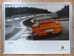 Porsche 911 GT3 RS Typ 997 MJ 2007 - Poster 101x76cm Plakat 07.2006
