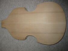 Old body of a Hofner Beatles bass,  German Made approx. 1960 NOS